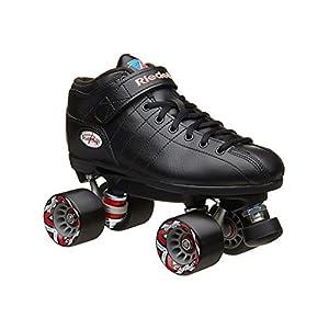 Riedell Skates R3 Roller Skate,Black,10