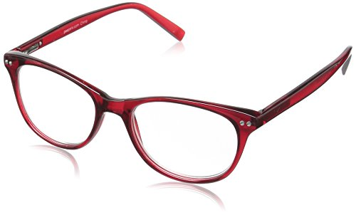 Peepers Finishing Touch 2188100 Cateye Reading Glasses,