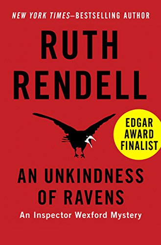 An Unkindness of Ravens (Inspector Wexford Book 13) cover