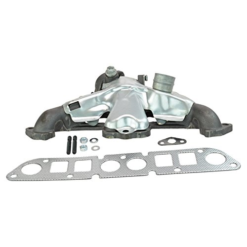- Cast Iron Exhaust Manifold w/Gasket Kit for Cherokee Dakota Truck Wrangler 2.5L
