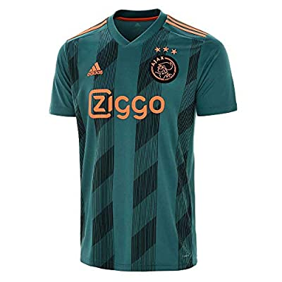 adidas 2019-2020 Ajax Away Football Soccer T-Shirt Jersey