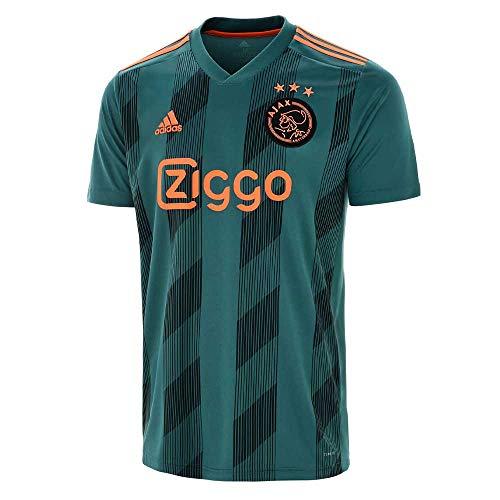- adidas 2019-2020 Ajax Away Football Soccer T-Shirt Jersey