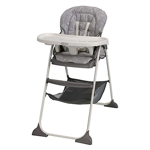 Graco Slim Snacker High Chair, Whisk