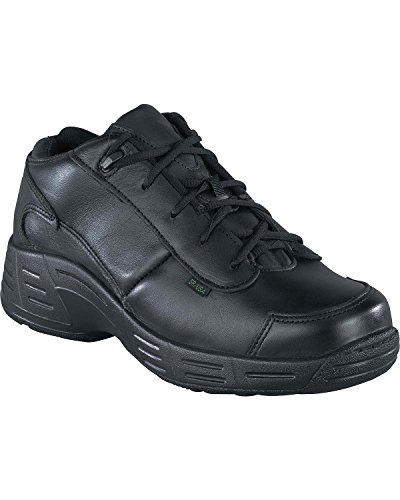 Reebok Men's Postal TCT Mid-High Oxford Shoes USPS Approved Black 7.5 EE US by Reebok