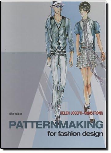 Patternmaking for Fashion Design (5th Edition Helen Joseph) 86