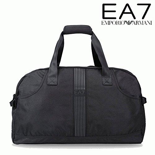 269ce92671c5 EA7 Emporio Armani Black Holdall Bag 275352  Amazon.co.uk  Clothing