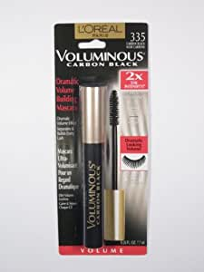 L'Oreal Voluminous Volume Building Mascara, Carbon Black 335