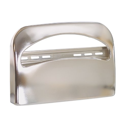 georgia-pacific-57725-safe-t-gard-1-2-fold-toilet-seat-cover-dispenser-chrome