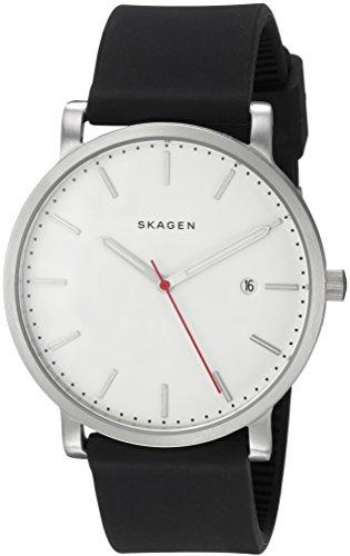 Skagen Hagen Silicone Strap Watch product image