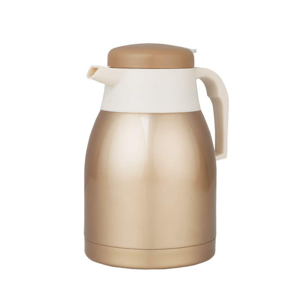 Acquisto XHCP Pot di Isolamento della Famiglia Pot in Acciaio Inox Bottiglia per riscaldatore di Acqua isolata capacità Elevata 1.5L, 1,1 Prezzi offerte