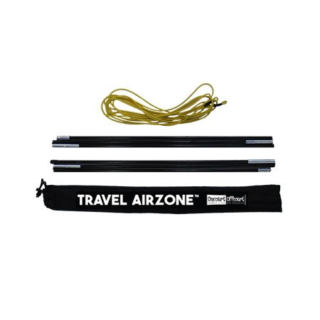 Oncourt Offcourt Travel Airzone - Raised Net Up to 8ft / Extremely Portable by Oncourt Offcourt