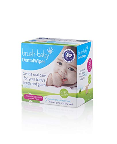 Brush-Baby Dental Wipes