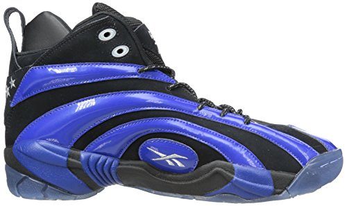 Zapato Reebok Shaqnosis Og Baloncesto Black/Truth Blue/White