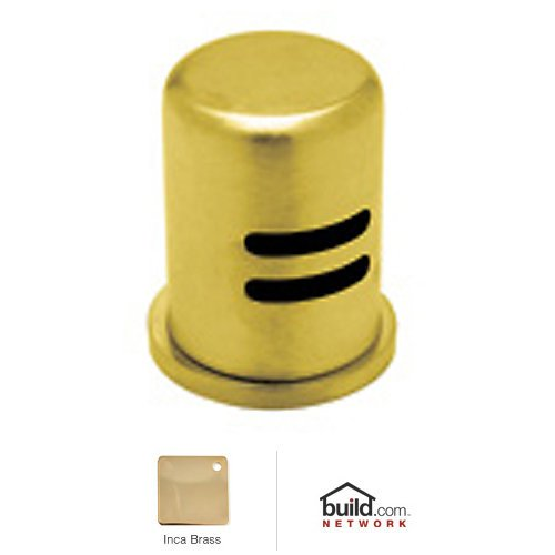 Rohl AG600IB Inca Brass Air Gap Cap and Decorative Trim Base Ring