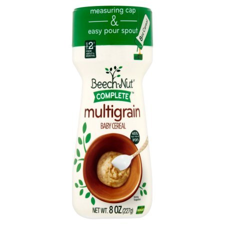 Beech-Nut Complete Multi-Grain Cereal (Two Pack)