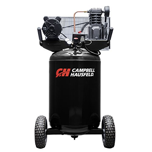 Campbell Hausfeld Air Compressor, 30 gallon Vertical Port...