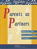 First Steps Parents as Partners 9780974665481