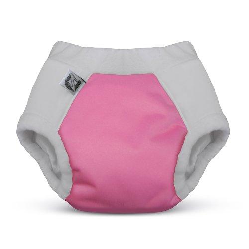 Cotton Nighttime Undies (Size 3 (6-9yrs), Pink)