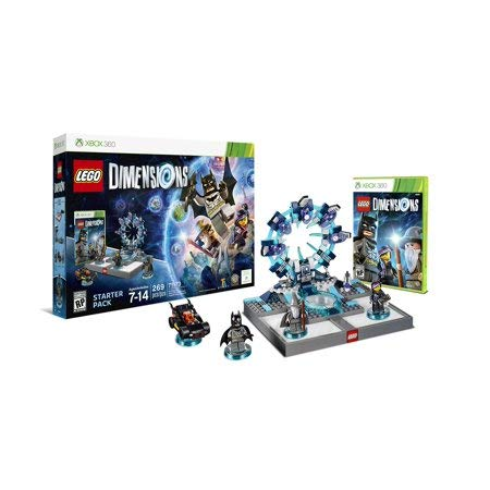 LEGO Dimensions Starter Pack (Xbox 360) '' AND '' LEGO Dimensions Story Pack New Ghostbusters by LEGO Dimensions (Image #1)