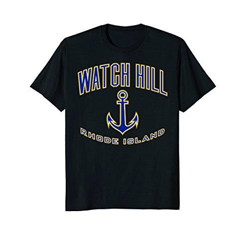 Watch Hill RI Shirt for Women, Men, Girls & Boys