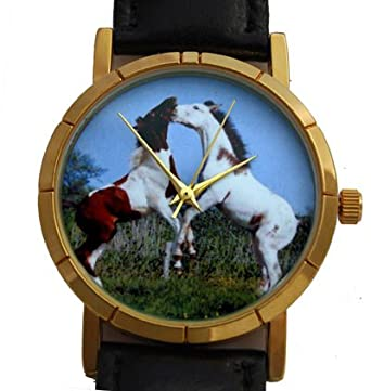 Horse Watch Unisex Wild Stalians
