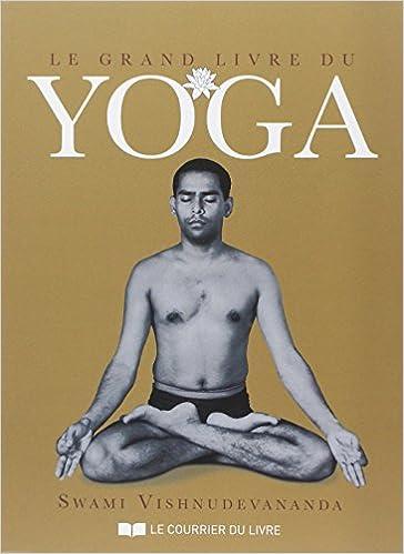 """Résultat de recherche d'images pour """"le grand livre du yoga"""""""