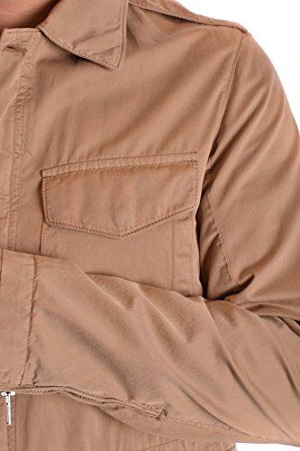 Outerwear Giacca Marrone Cotone Uomo Gant Mcbi131013o 5WzqgwwY