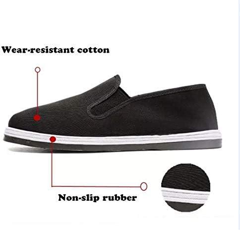 Old Beijing Canvas Shoes, Men's Casual Shoes, Comfortable, Three-Dimensional Cut,10pair,EU39UK6