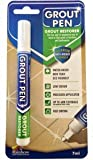 Grout Pen White - Ideal to Restore the Look of Tile Grout...