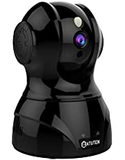 WiFi Cámara - Atuten HD 1536P WiFi IP Vigilancia Camera - Hogar Baby Monitor