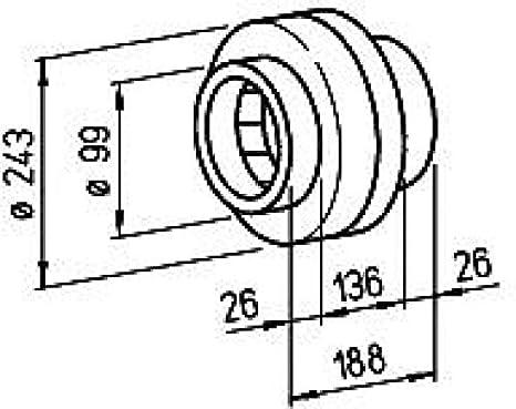 Panasonic KX-TDA0174 SLC16 Analog Karte Baugruppe TDA100 200 600 Rechnu 19/% MwSt