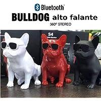 Caixa De Som Dog Bulldog Wireless Speakers Bluetooth Ch-m10