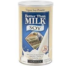 Better Than Milk Soy Vanilla Mix, 22.4 Oz -- 6 Per Case.