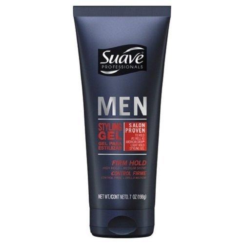 Suave Men Styling Gel Firm Control 7 oz