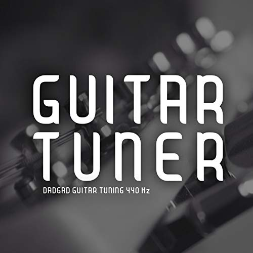 Guitar Tuner: Dadgad Tuning: All -