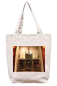 Día en la parte Royal Ontario Museo, A, Ontario - algodón bolsa para herramientas de lona
