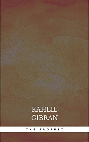 #freebooks – The Prophet by Kahlil Gibran