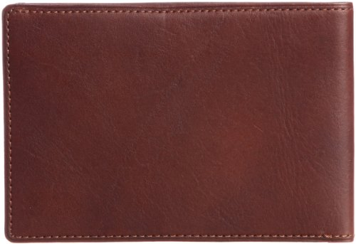 THINly Leather Bifold Wallet SLBS01 Chocolate by THINly