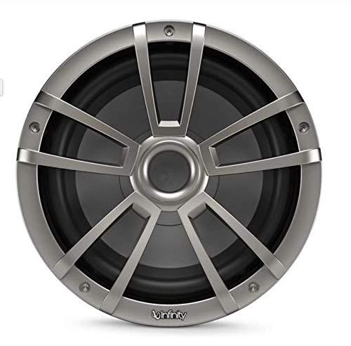 - Infinity INF622MLT 622MLT Marine 6.5h RGB LED Coaxial Speakers - Titanium