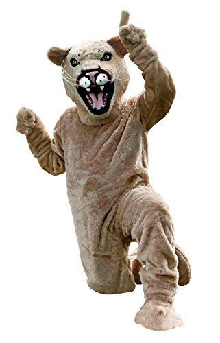 Cougar Mascot Costume -