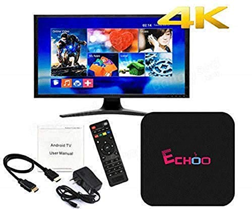 Arabic TV HD Box Receiver Best Support 3500 Plus HD Channels + 2 Years Service I WiFi or Ethernet Supported - Remote + HDMI Cable + Power Adapter Included