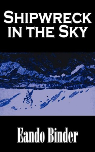 book cover of Shipwreck in the Sky