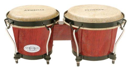 Toca 2100RR Bongo Drum, Red