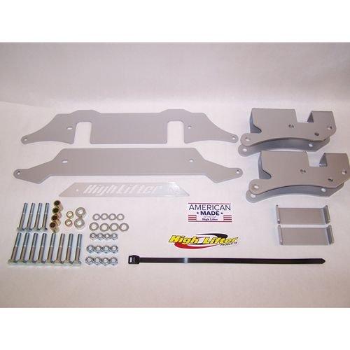 rzr 1000 lift kit - 6