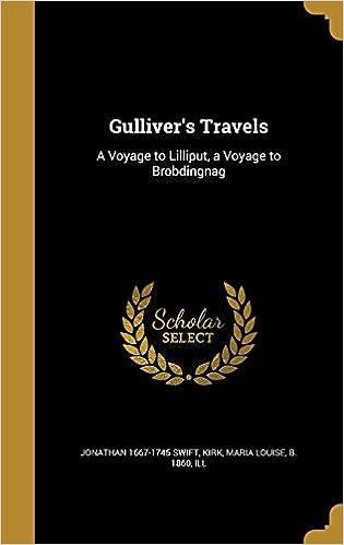 lilliput gullivers travels summary