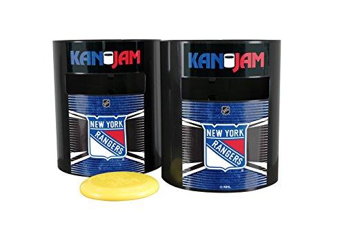 Kan Jam NHL New York Rangers Disc Gamenew York Rangers Disc Game, Team Color, 11.875