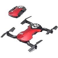 Boyiya RC X25 Drone, 2.4 GHz Altitude Hold HD Camera 0.3MP WIFI FPV RC Quadcopter Drone Selfie Foldable