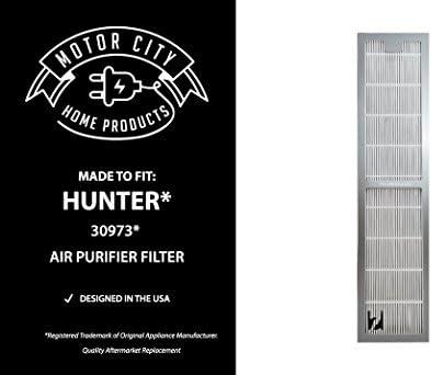 Hunter 30973 Compatible filtro purificador de aire, motor ciudad ...