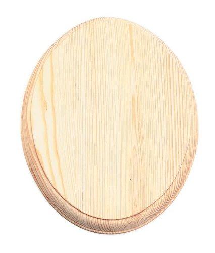 (Darice 9176-30 Wood Oval Plaque)