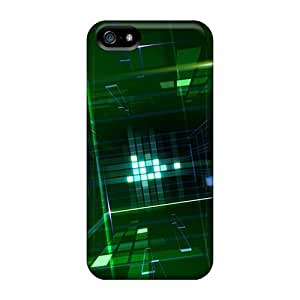 3d Space Cases Compatible With Iphone 5/5s/ Hot Protection Cases